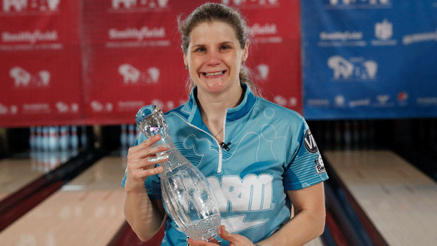 Kulick wins PWBA Fountain Valley Open for first PWBA title since tour's relaunch