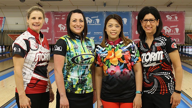 Kulick earns top seed for TV at 2017 Go Bowling PWBA Players Championship