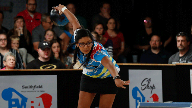 Aruba native takes next step with PWBA TV debut