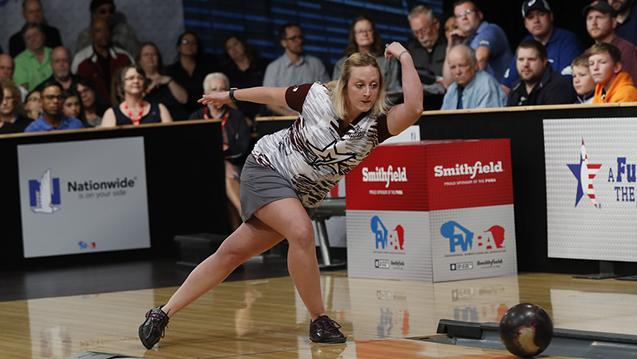 Former Maryland Eastern Shore star to make TV debut in Nationwide PWBA Rochester Open finals