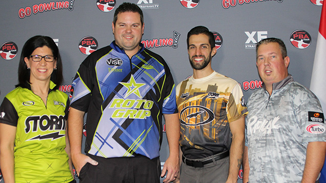 Johnson advances to championship round of PBA Chameleon Championship