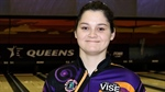Kovalova leads after first round of 2018 USBC Queens