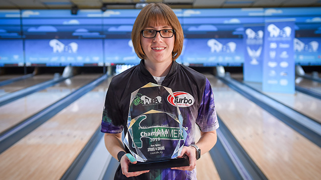 McCarthy wins first career title at PWBA Louisville Open