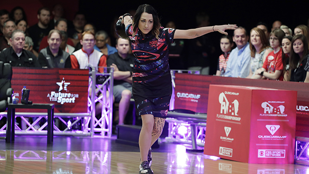 Boomershine gets final spot in PWBA Tour Championship