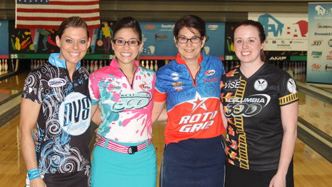 O'KEEFE EARNS TOP SEED, DORIN-BALLARD SHINES AT PWBA ROCHESTER OPEN