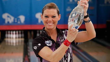 O'KEEFE CAPTURES THIRD TITLE AT PEPSI PWBA LINCOLN OPEN