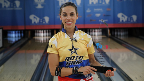 RESTREPO GRABS FIRST PWBA TITLE AT GREATER DETROIT OPEN