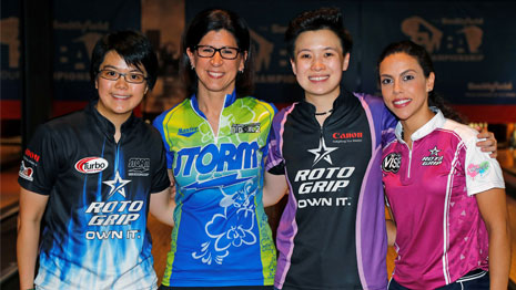 Finalists set for 2016 Smithfield PWBA Tour Championship