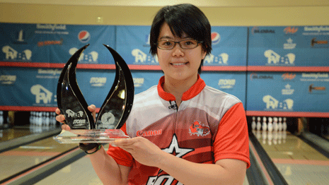 Tan to defend PWBA Storm Sacramento Open title
