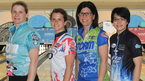 Kulick earns top seed for TV at 2017 PWBA Fountain Valley Open