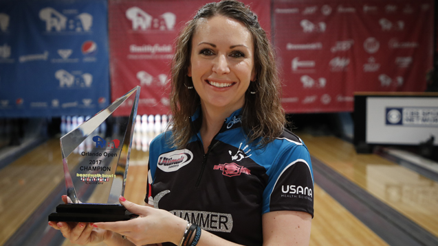 Liz Johnson conquers PWBA Detroit Open