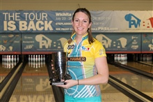 PWBA Wichita Open - Stefanie Johnson