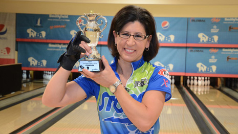 Liz Johnson wins 2016 PWBA Las Vegas Open