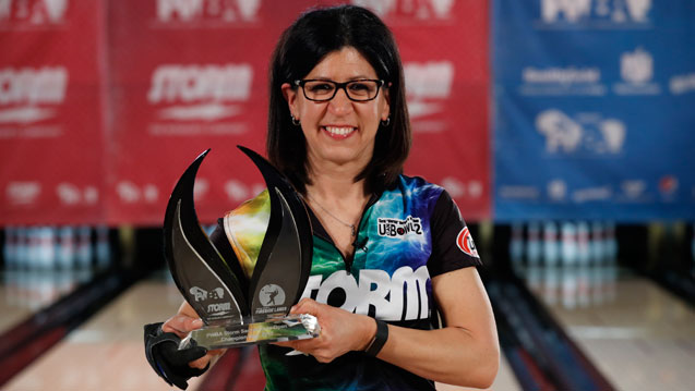 Liz Johnson captures title at PWBA Storm Sacramento Open