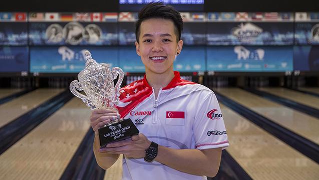 Ng wins first career PWBA title at Las Vegas Open