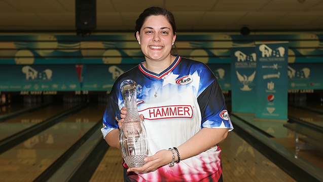 Jordan Richard wins first career title at PWBA Greater Harrisburg Open
