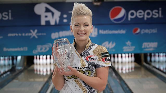 Zavjalova captures Pepsi PWBA St. Petersburg-Clearwater Open title