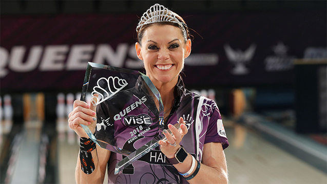 O'Keefe set for title defense at 2019 USBC Queens