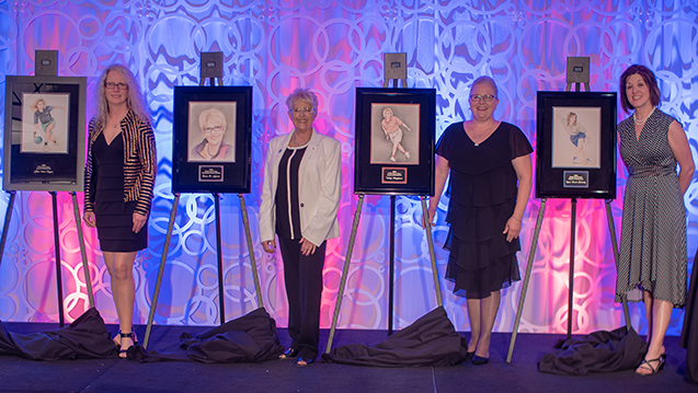 PWBA Hall of Fame welcomes Hulsenberg, Macpherson, Conners