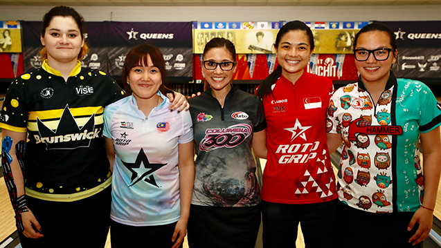 Kovalova earns top seed for finals at 2019 USBC Queens