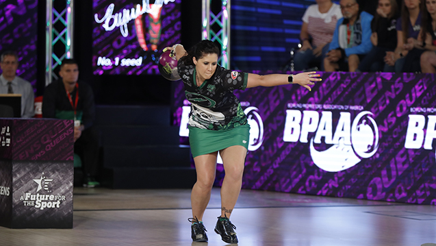 Local star Coté ready for PWBA Tucson Open