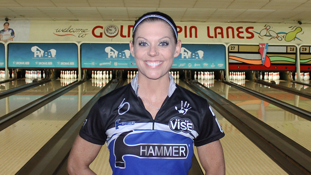 O'Keefe grabs lead at PWBA Tucson Open