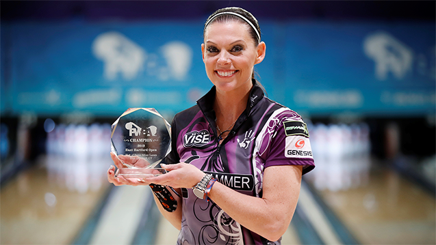 O'Keefe wins third title of 2019 at PWBA East Hartford Open