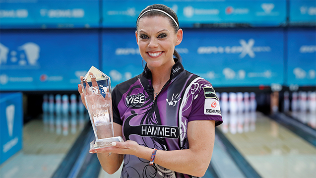 O'Keefe wins fourth title of 2019 at BowlerX.com PWBA Orlando Open