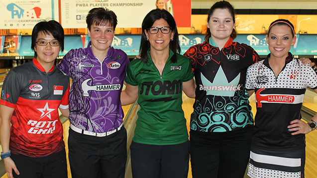 Cherie Tan finishes strong to earn top seed at QubicaAMF PWBA Players Championship