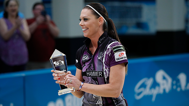 O'Keefe captures second consecutive PWBA Player of the Year award