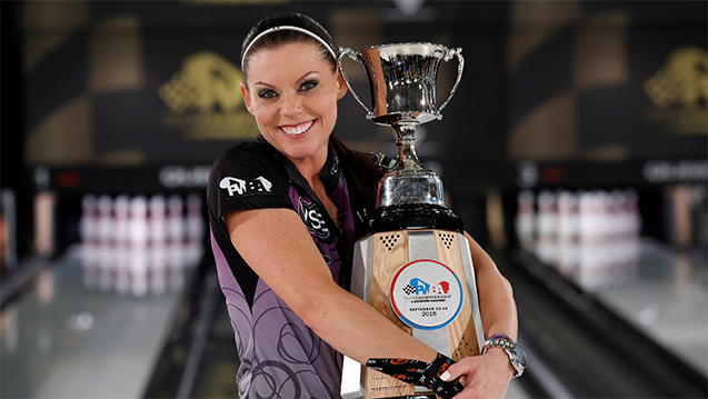 O'Keefe caps banner year with win at 2019 PWBA Tour Championship