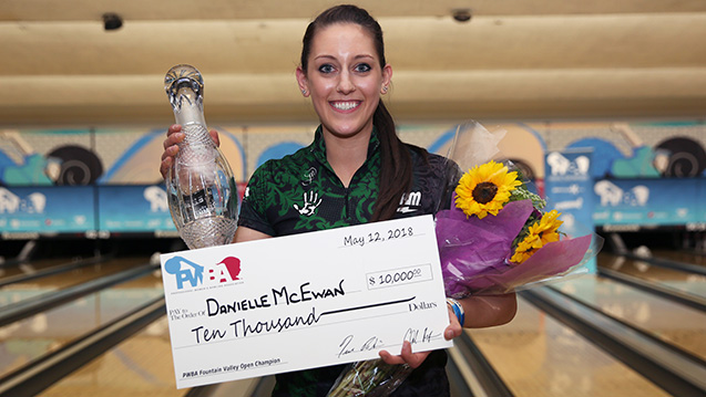 Singapore's Tan wins PWBA Lubbock Sports Open