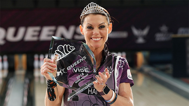 Stefanie Johnson dominates PWBA Wichita Open to win first title