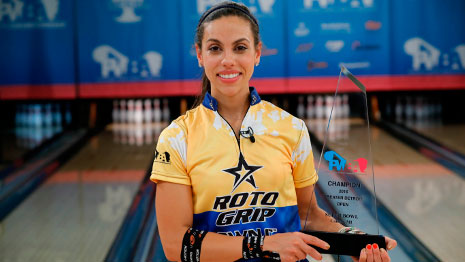 Greene victorious at PWBA Lincoln Open